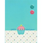 Birthday card 01 - Greeting Card 4.5  x 6