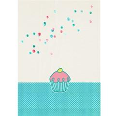Birthday Card 2 By Deca   Greeting Card 5  X 7    Dxkdsaylk61o   Www Artscow Com Front Inside
