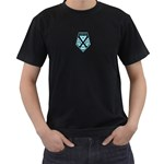 Vigilo Confido black shirt - Men s T-Shirt (Black)