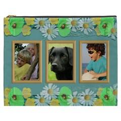 My Family Cosmetic Bag Xxxl By Deborah   Cosmetic Bag (xxxl)   H4pvvuo00j4x   Www Artscow Com Front