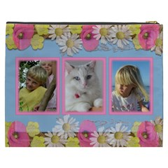 Little Princess Cosmetic Bag Xxxl By Deborah   Cosmetic Bag (xxxl)   Mwx7war0d4nx   Www Artscow Com Back