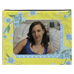 Sunny Days 2 Cosmetic Bag Xxxl By Deborah   Cosmetic Bag (xxxl)   26ms77aydknz   Www Artscow Com Front