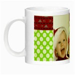 merry christmas - Night Luminous Mug