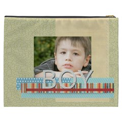 Boy By Jacob   Cosmetic Bag (xxxl)   Pkkic8uquixg   Www Artscow Com Back