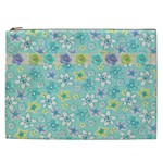 Cosmetic Bag XXL Magic Flower - Cosmetic Bag (XXL)