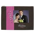 wedding - Cosmetic Bag (XXL)