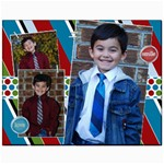 Fun Boy Canvas 14x11  - Canvas 11  x 14