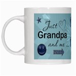 Grandpa and Me Mug - White Mug