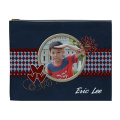 Eric By Jennifer Wang   Cosmetic Bag (xl)   Mc6xg2a1cqo9   Www Artscow Com Front
