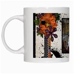 bask mug - White Mug
