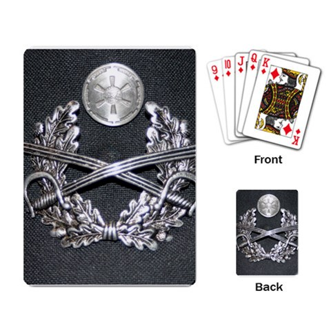 Swords/playing Cards By Michael   Playing Cards Single Design   Bqyn1vw5hcb9   Www Artscow Com Back