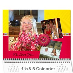 2013 By Mckel   Wall Calendar 11  X 8 5  (12 Months)   54zxobgvjan3   Www Artscow Com Cover