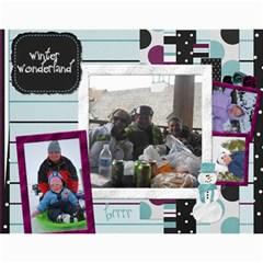 2013 By Mckel   Wall Calendar 11  X 8 5  (12 Months)   54zxobgvjan3   Www Artscow Com Month
