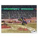Jogsaw Puzzle - Monster Truck - Jigsaw Puzzle (Rectangular)