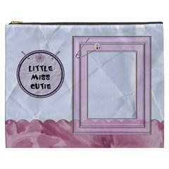 Cutie Xxxl Cosmetic Bag By Lil    Cosmetic Bag (xxxl)   Sif0nvrujzdy   Www Artscow Com Front