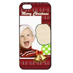 xmas - Apple iPhone 5 Seamless Case (Black)
