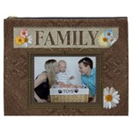 Family XXXL Cosmetic Bag - Cosmetic Bag (XXXL)