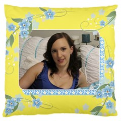 Sunny Days 2 Large Cushion Case (2 Sided) By Deborah   Large Cushion Case (two Sides)   Sfn44og7eper   Www Artscow Com Front