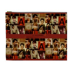 Ars02 By Shina Huang   Cosmetic Bag (xl)   Vgpjl4px97e0   Www Artscow Com Front
