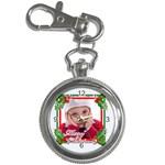 xmas - Key Chain Watch