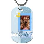 baby - Dog Tag (Two Sides)