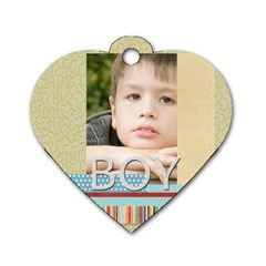 Boy By Jacob   Dog Tag Heart (two Sides)   Q01dz777kyqy   Www Artscow Com Back