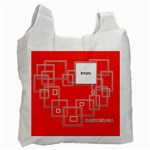 Bolsa - Corazón - Recycle Bag (One Side)