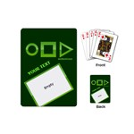 MiniCartas - Figuras - Playing Cards (Mini)