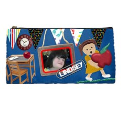 Pencil Case Lindsey By Pat Kirby   Pencil Case   Z433uli0peq6   Www Artscow Com Front