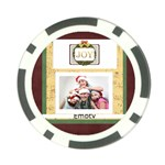 xmas - Poker Chip Card Guard