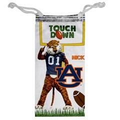 Jewelry Bag Auburn University Football By Pat Kirby   Jewelry Bag   0v6ics4nf8me   Www Artscow Com Back