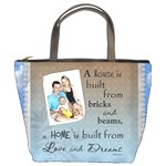 Love and Dreams Bucket Bag