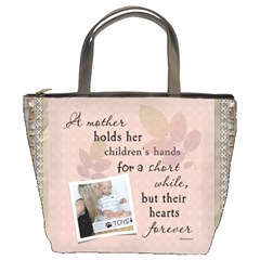Mother Bucket Bag By Lil    Bucket Bag   Ow8gkg0fqprg   Www Artscow Com Front