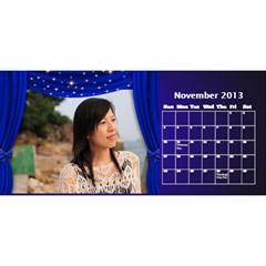 Fanny2 By Posche Wong   Desktop Calendar 11  X 5    35vqbd9naukc   Www Artscow Com Nov 2013