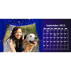 Fanny2 By Posche Wong   Desktop Calendar 11  X 5    35vqbd9naukc   Www Artscow Com Sep 2013