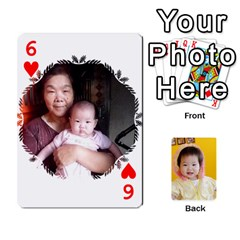 1 By Jenqyeu1   Playing Cards 54 Designs   F3u68ygw80e4   Www Artscow Com Front - Heart6