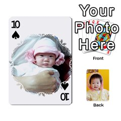 1 By Jenqyeu1   Playing Cards 54 Designs   F3u68ygw80e4   Www Artscow Com Front - Spade10