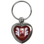 xmas - Key Chain (Heart)