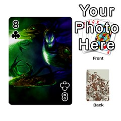 League Cards :d By Keane   Playing Cards 54 Designs   W07dphokiou1   Www Artscow Com Front - Club8