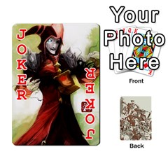 League Cards :d By Keane   Playing Cards 54 Designs   W07dphokiou1   Www Artscow Com Front - Joker2