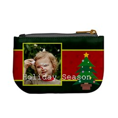 Xmas By M Jan   Mini Coin Purse   Y1itx5bpv2tf   Www Artscow Com Back