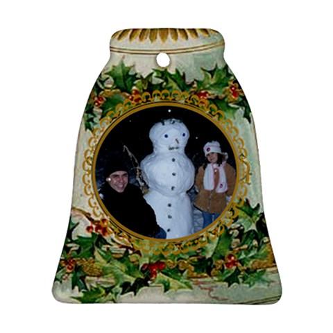 Joro I Niki By Georgi Georgiev   Ornament (bell)   Qy73y5yuo7u4   Www Artscow Com Front