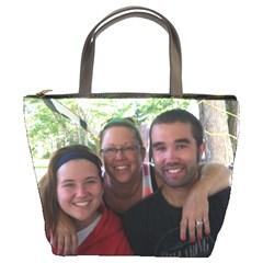 Moms Purse By Karen Williams   Bucket Bag   Ul2b8klsdafv   Www Artscow Com Front