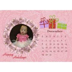 Miranda 2013 By Jyn   Desktop Calendar 8 5  X 6    Xiicol7i6qcy   Www Artscow Com Dec 2013
