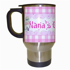 Nana Coffee Cup By Maryanne   Travel Mug (white)   Kpsiub0t5o8o   Www Artscow Com Left