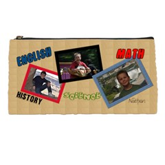 Pencil Case   Nathan By Crystal Teed   Pencil Case   Axopzw7ydldj   Www Artscow Com Front
