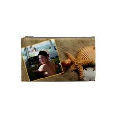 Moni By Canimir Mihaylov   Cosmetic Bag (small)   7c3jq0hiwpub   Www Artscow Com Front