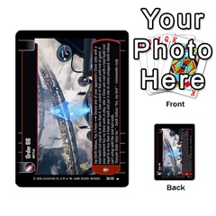 Star Wars Tcg Iii By Jaume Salva I Lara   Multi Purpose Cards (rectangle)   Yc4kan8f88nv   Www Artscow Com Front 52