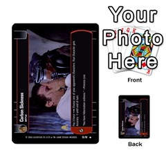Star Wars Tcg Iii By Jaume Salva I Lara   Multi Purpose Cards (rectangle)   Yc4kan8f88nv   Www Artscow Com Front 9