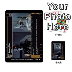 Star Wars Tcg Iii By Jaume Salva I Lara   Multi Purpose Cards (rectangle)   Yc4kan8f88nv   Www Artscow Com Front 36